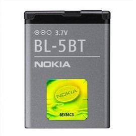 АКБ Nokia BL-5BT (2600 classic/N75) Li650 Китай