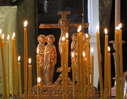 Продажа церковных свечей Турин