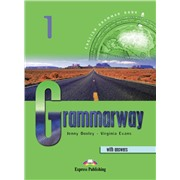 grammarway 1 student's book - учебник (with answers)