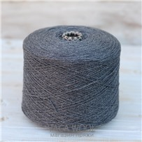 Пряжа Coast, Никель 130, 350м в 50г, Knoll Yarns, Nickel