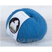 Пряжа LanasAlpaca Puha 5031 Azul Claro (голубой), 183м/50г