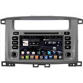 Штатное головное устройство DAYSTAR DS-7083HD для Toyota LC 100 ANDROID 4.4.2
