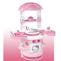 Моя первая кухня Hello Kitty Smoby 24078
