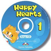 happy hearts 1 songs cd