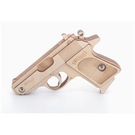 Древо Игр Пистолет-резинкострел Древо Игр Вальтер (собранный)