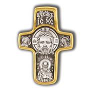 Спас Нерукотворный. Святитель Николай. Покров Пресвятой Богородицы. Православный крест