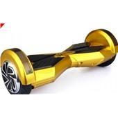 Гироскутер Smart Balance 8 дюймов Transformers LED - жёлтый
