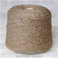 Пряжа Твид Soft Donegal Песок 5518, 190м в 50 г. Knoll Yarns, Boyne