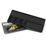 """Инструмент для обработки наклейки """"Mezz Cue Magic CMT-K"""" (черный), интернет-магазин товаров для бильярда Play-billiard.ru"""