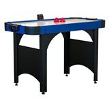 Weekend Аэрохоккей «Nordics» 4ф (121 х 60,5 х 80 см, синий), интернет-магазин товаров для бильярда Play-billiard.ru
