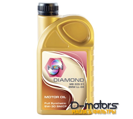 NGN DIAMOND 5W-30 (1л.)