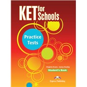 ket for schools practice tests  student's book - учебник
