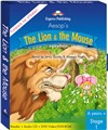 the lion and the mouse fun pack (sb+cd+dvd-rom)