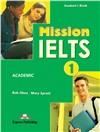 mission ielts 1 academic student's book - учебник