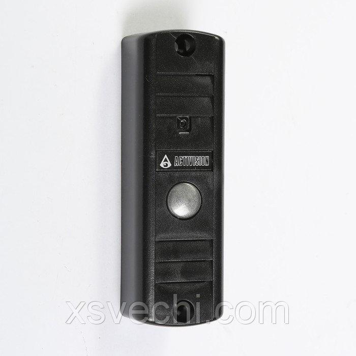 Вызывная панель Activision AVP-506, видео 420 ТВЛ, черная