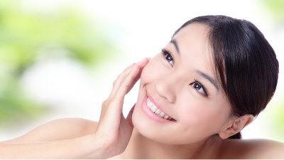 Красота по-азиатски