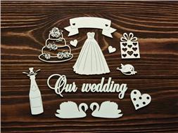 Набор Свадебный 3