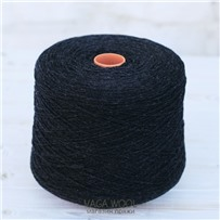 Пряжа Lambswool , Графит 118, 212м/50г., Knoll Yarns, Graphite