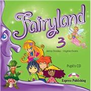 fairyland 3 student's CD - Диски для работы дома