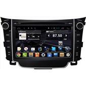 Штатное головное устройство DAYSTAR DS-7098HD для Hyundai i30 2013+ ANDROID 4.4.2