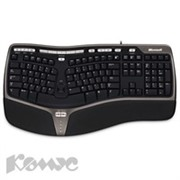 Клавиатура Microsoft Natural Ergo Keyboard 4000 USB (B2M-00020)