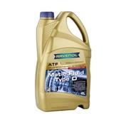 Трансмиссионное масло RAVENOL - ATF Matic Fluid Type D, АКПП (4л)