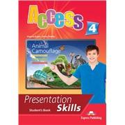 access 4 presentation skills student's book - учебник