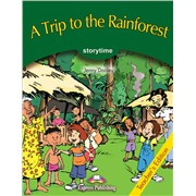 a trip to the rainforest teacher's book - книга для учителя