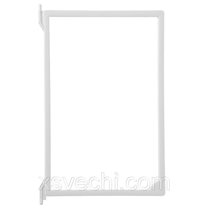 Рамка пластиковая для перекидной системы A4 , цвет белый