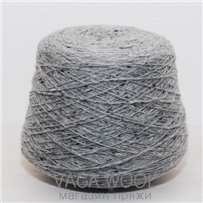 Пряжа Твид Soft Donegal Верба 5209, 95м в 50 г. Knoll Yarns, Greese