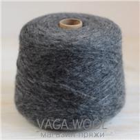 Пряжа Puno Light Темно-серый, 130м/50г, Lama Lima