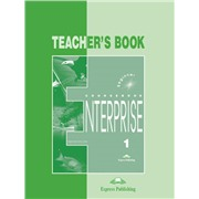 enterprise 1 teacher's book - книга для учителя (new)