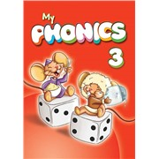 My phonics 3 student's book - учебник