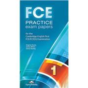 fce practice exam paperslistening class cd - диски для занятий в классе(set 10)