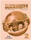 blockbuster 2 teacher's book - книга для учителя (& board game posters)