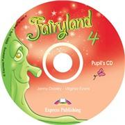 fairyland 4 student's CD - Диски для работы дома