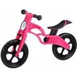 Беговел POPBIKE Sprint с бескамерными колесами magenta