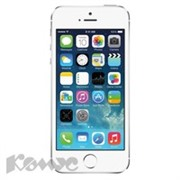 Смартфон Apple iPhone 5S 32Gb Silver (ME436RU/A)