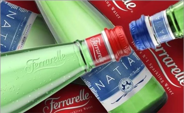 Скидка 20% на воду Ferrarelle и Acqua Natia 0,5 л в пластике