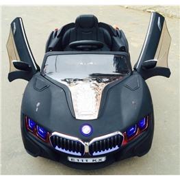 Электромобиль BMW E111KX VIP, чёрный-матовый