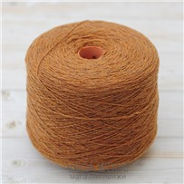 Пряжа Lambswool Королёк 117, 212м/50г., Knoll Yarns, Goldcrest