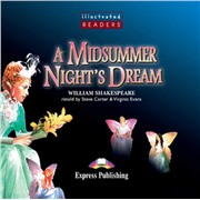 a midsummer night's dream reader (+ cd)