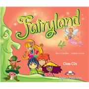 fairyland 4 class cd - диски для занятий в классе(set of 4)