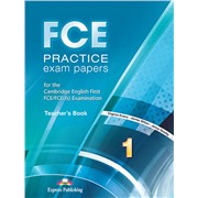 fce practice exam papersteacher's book - книга для учителя (revised)