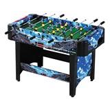 Настольный футбол (кикер) «Arsenal» (120x61x81см, синий), интернет-магазин товаров для бильярда Play-billiard.ru