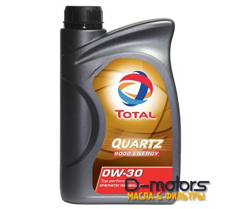TOTAL QUARTZ 9000 ENERGY 0W-30 (1л.)