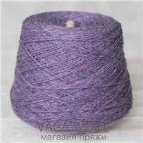 Пряжа Kilcarra tweed сирень 4729, 80м в 50 г