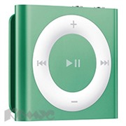 Плеер MP3 Apple iPod shuffle 2Gb Green (MD776RP/A)