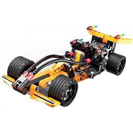 Cada Technics Конструктор Cada Technics, Формула 1, 159 деталей, инерционная модель - C52001W