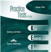 practice tests for ket class cd - диски для занятий в классе(set 2)